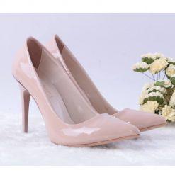 RUBRICA Ten Rengi Topuklu Ayakkabı