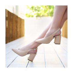Kalın Topuklu Ayakkabı Modelleri, Ucuz Topuklu Ayakkabı