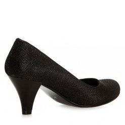 Siyah Simli Ayakkabı