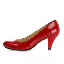 Vişne Çürüğü Topuklu Ayakkabı